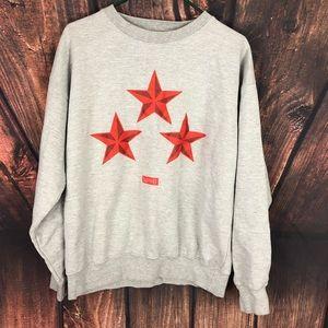 Superb Sweaters - Superb Men's Star Crewneck XL